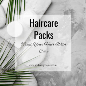 Haircare Packs